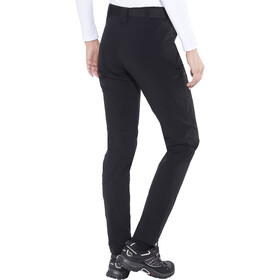 Maier Sports Inara Slim Pantalones Mujer, black